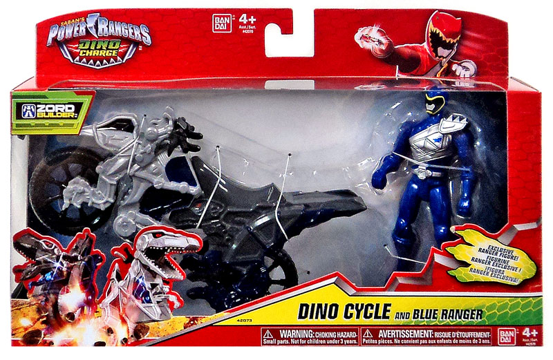 Jouets Power Rangers Dino Charge Power-16