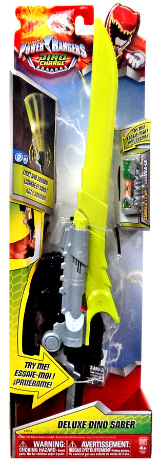 Jouets Power Rangers Dino Charge Power-17