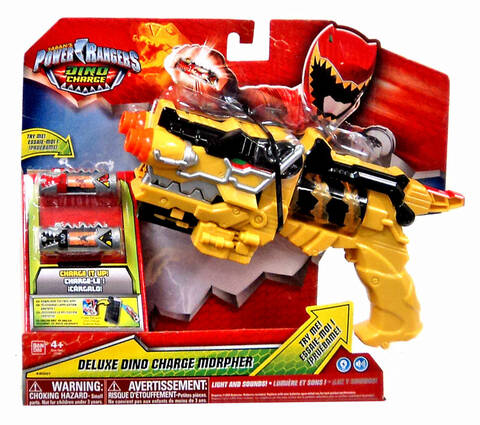 Jouets Power Rangers Dino Charge