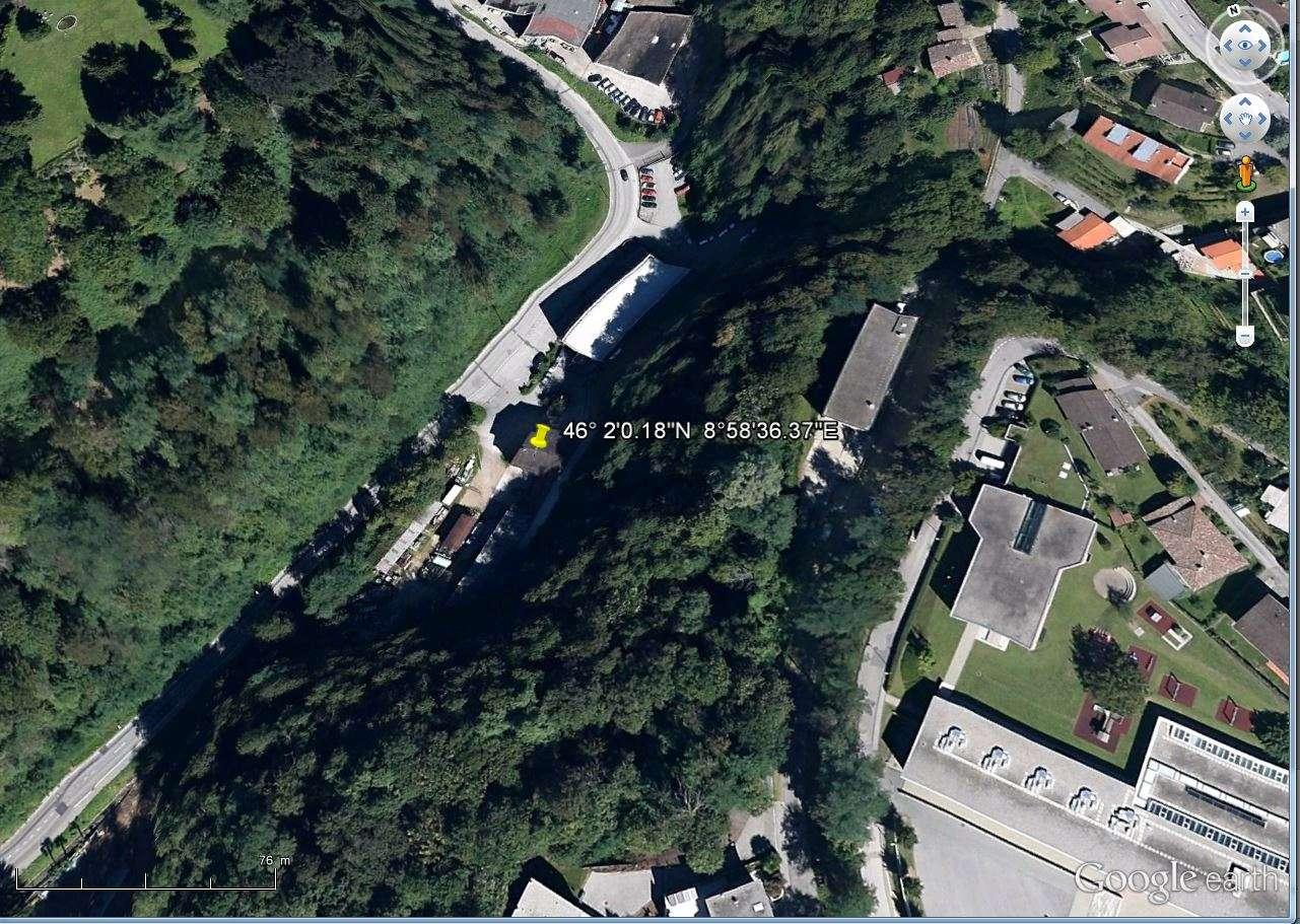 Glissement de terrain, Davesco-Soragno (TI), Suisse Davesc10