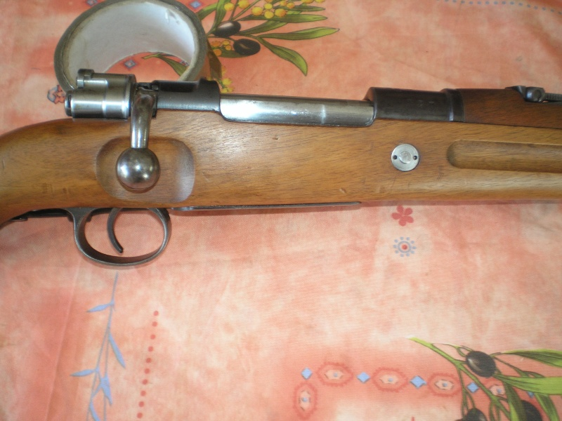 Mauser chilien 1912 00210