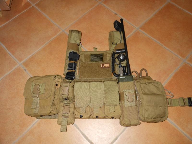 Recensione Rhodesian Recon Vest in Coyote Brown marca Pantac  Rrv_nu10