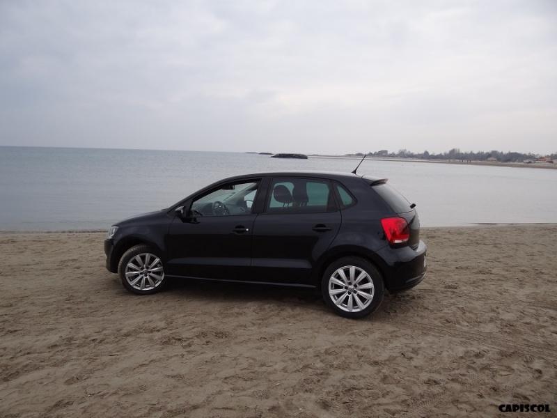 ZZ - VW Polo 1.2 70ch Confortline pack Style Noir Intense - 20/08/2010, achat 24/10/2014 - vente 30/05/2018 Dsc09914