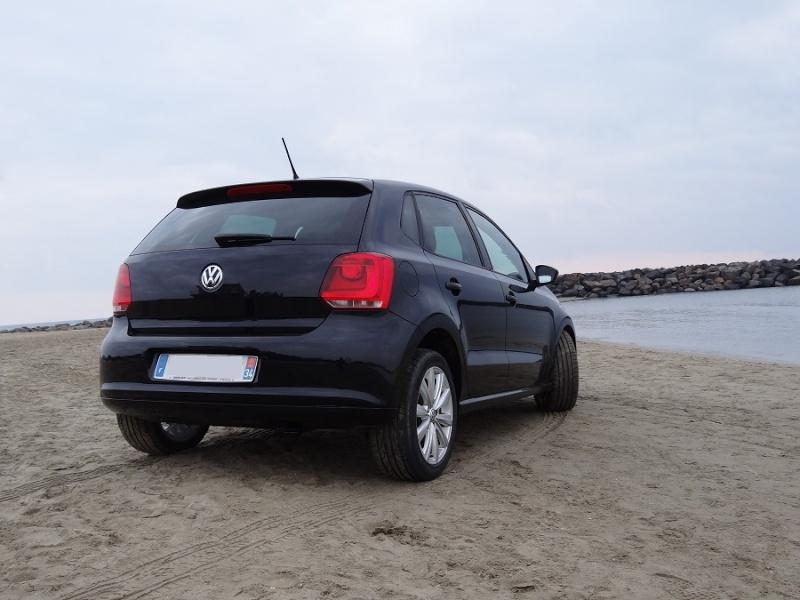 ZZ - VW Polo 1.2 70ch Confortline pack Style Noir Intense - 20/08/2010, achat 24/10/2014 - vente 30/05/2018 Dsc09915