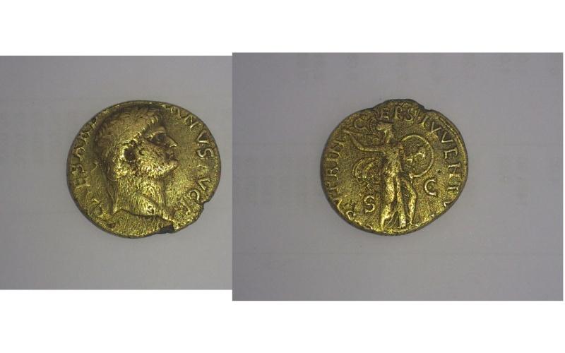 Monnaie romaine ? 8_4_gr11