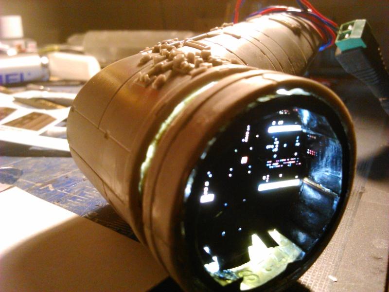 Faucon Millenium FineMolds 1/72  Dsc_0410
