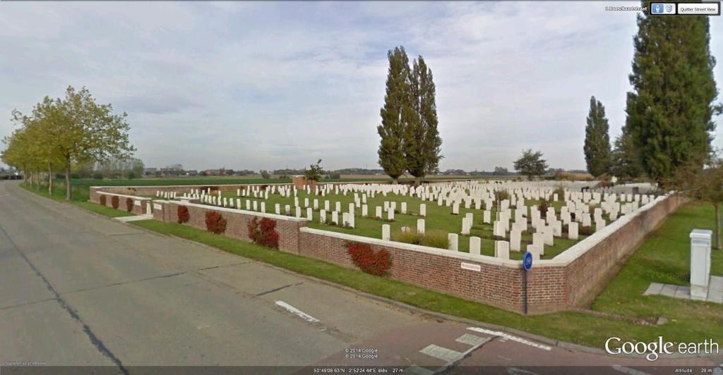 A la découverte des mémoriaux et cimetières militaires - Page 5 Cimeti11
