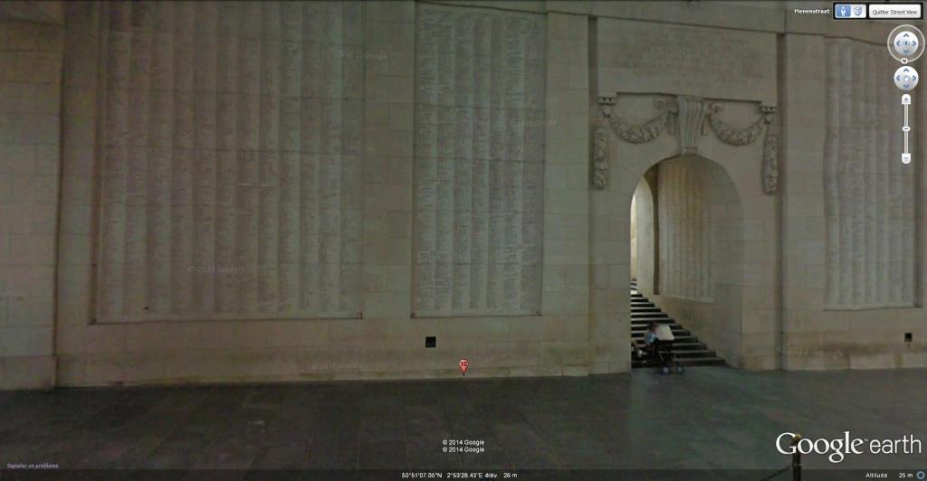 A la découverte des mémoriaux et cimetières militaires - Page 5 Porte_12