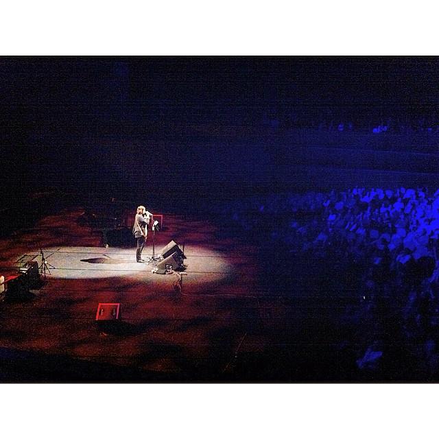 "11/13/14 - Barcelona, Spain, Auditorio de Barcelona, ''Festival Millenni"" 1111"
