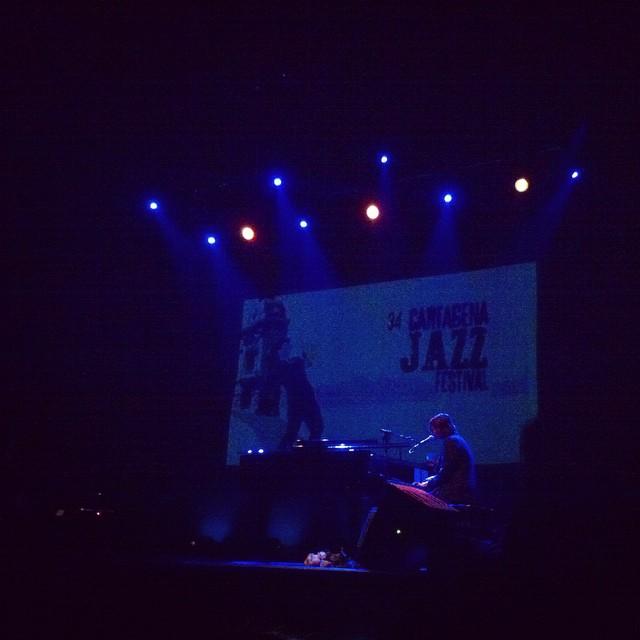 11/15/14 - Cartagena, Spain, Nuevo Teatro Circo,  ''Cartagena Jazz Festival'' 114