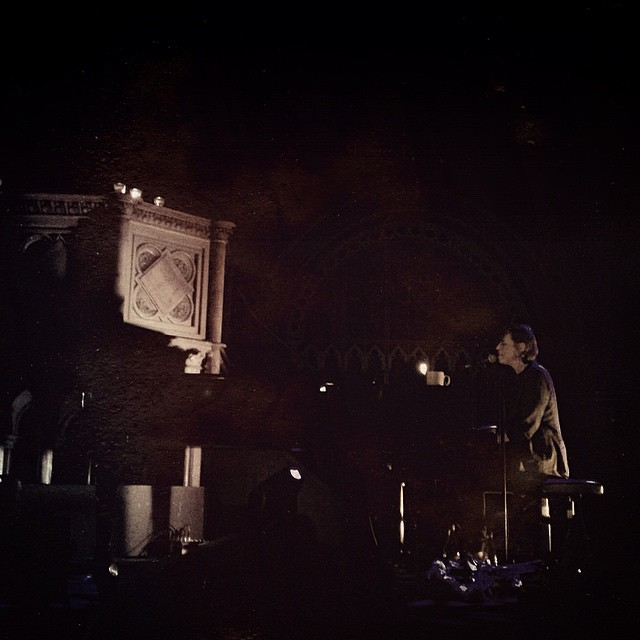 11/11/14 - London, England, Union Chapel 1210