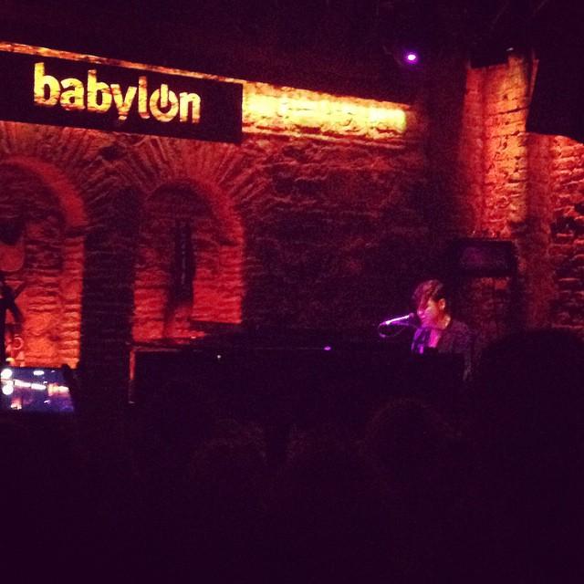 11/22/14 - Istanbul, Turkey, Babylon 1314