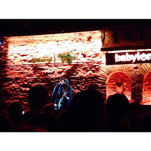 11/23/14 - Istanbul, Turkey, Babylon 1315