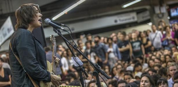 11/27/14 - São Paulo, Brasil, Estação Paraíso do Metro 1316