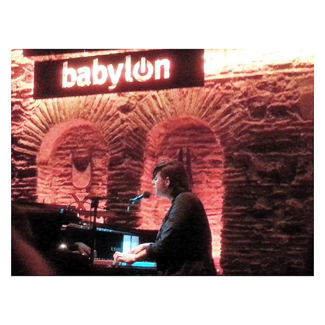 11/23/14 - Istanbul, Turkey, Babylon 1415