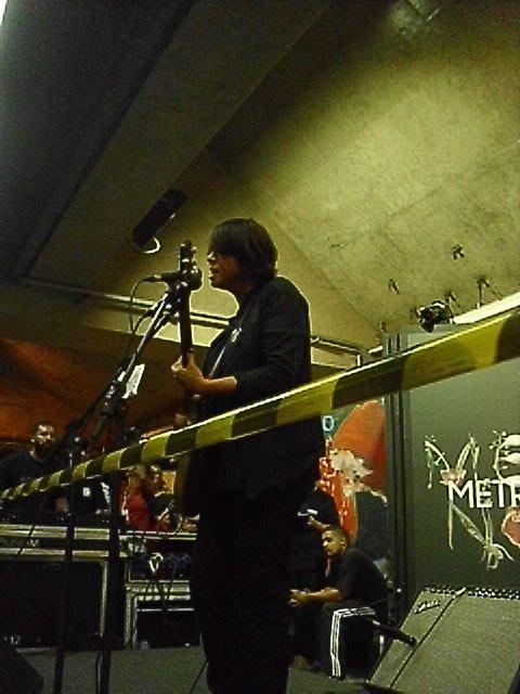 11/27/14 - São Paulo, Brasil, Estação Paraíso do Metro 1519
