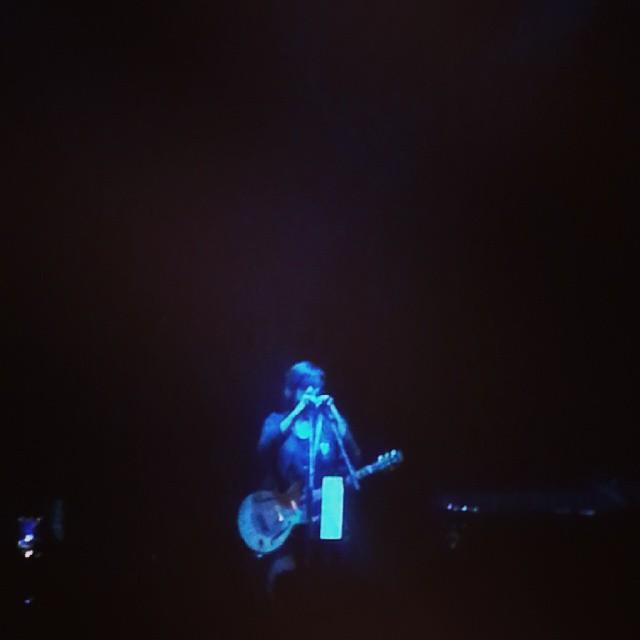11/21/14 - Athens, Greece, Fuzz Live Music Club 1813