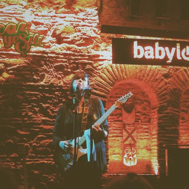 11/23/14 - Istanbul, Turkey, Babylon 2015