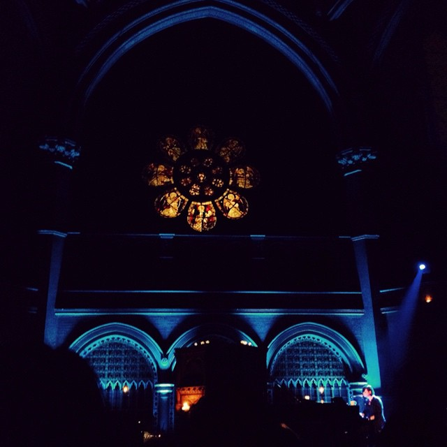 11/11/14 - London, England, Union Chapel 2110