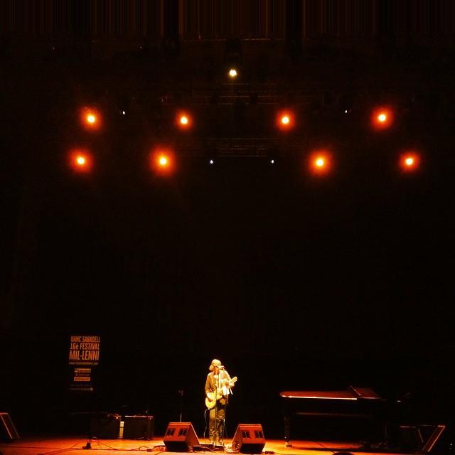 "11/13/14 - Barcelona, Spain, Auditorio de Barcelona, ''Festival Millenni"" 2111"