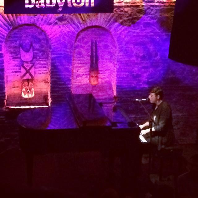 11/22/14 - Istanbul, Turkey, Babylon 2114