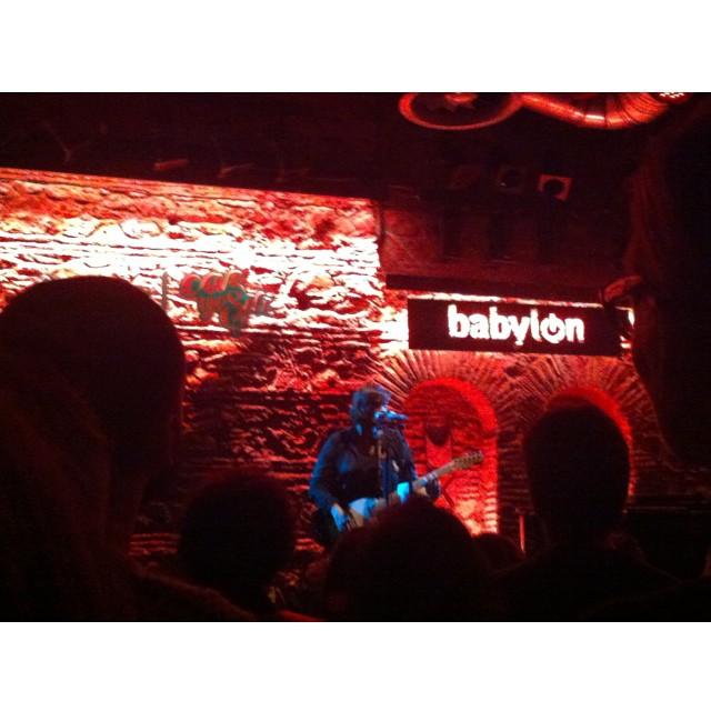 11/23/14 - Istanbul, Turkey, Babylon 2115