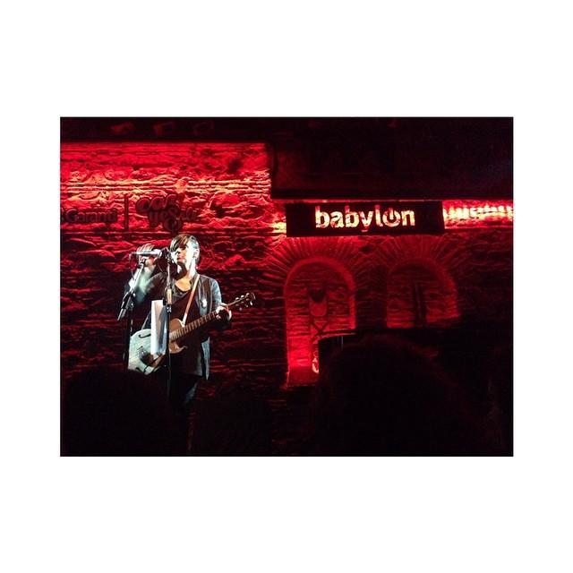11/22/14 - Istanbul, Turkey, Babylon 217