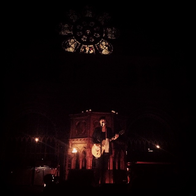 11/11/14 - London, England, Union Chapel 2210