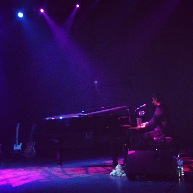 11/21/14 - Athens, Greece, Fuzz Live Music Club 27-10