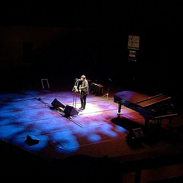 "11/13/14 - Barcelona, Spain, Auditorio de Barcelona, ''Festival Millenni"" 2911"