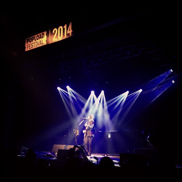 11/28/14 - São Paulo, Brasil, Audio Club, ''Popload Festival'' 3314
