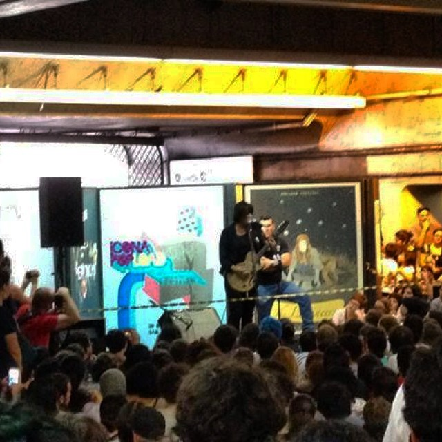 11/27/14 - São Paulo, Brasil, Estação Paraíso do Metro 3316