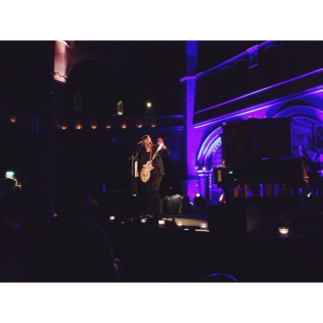 11/11/14 - London, England, Union Chapel 3610