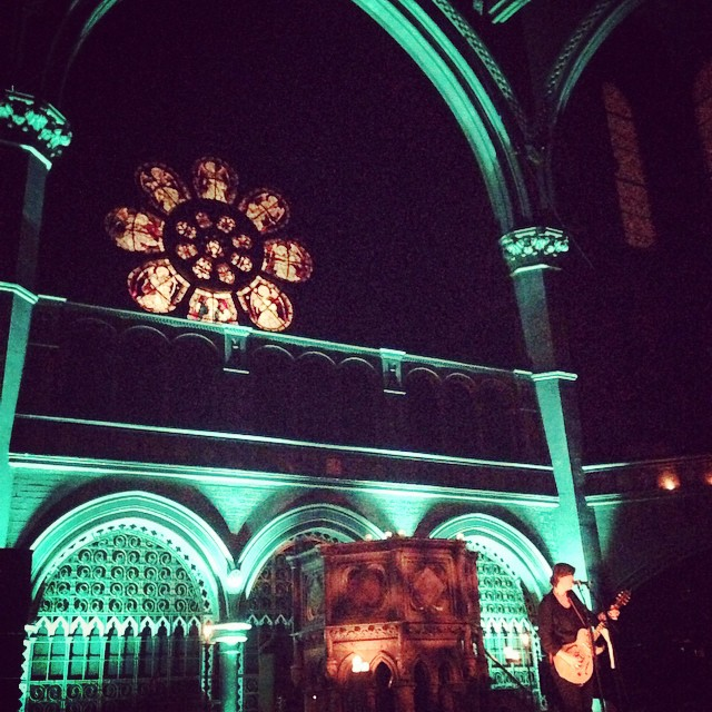 11/11/14 - London, England, Union Chapel 410