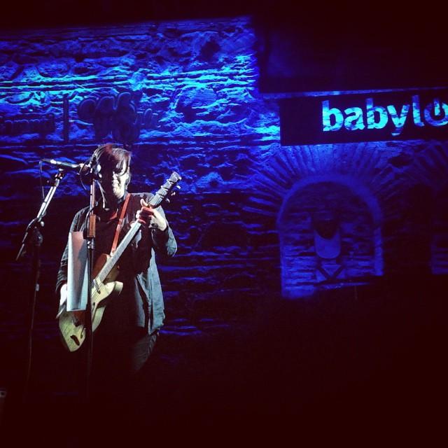 11/22/14 - Istanbul, Turkey, Babylon 415