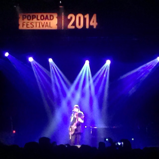11/28/14 - São Paulo, Brasil, Audio Club, ''Popload Festival'' 419