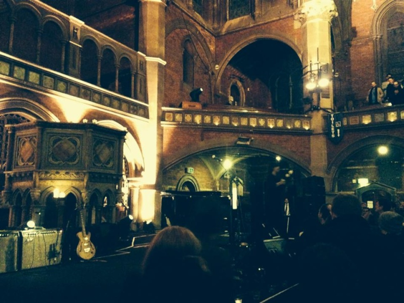 11/11/14 - London, England, Union Chapel 4310