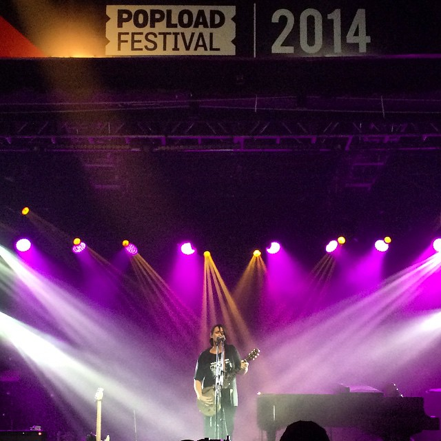 11/29/14 - São Paulo, Brasil, Audio Club, ''Popload Festival'' 4412