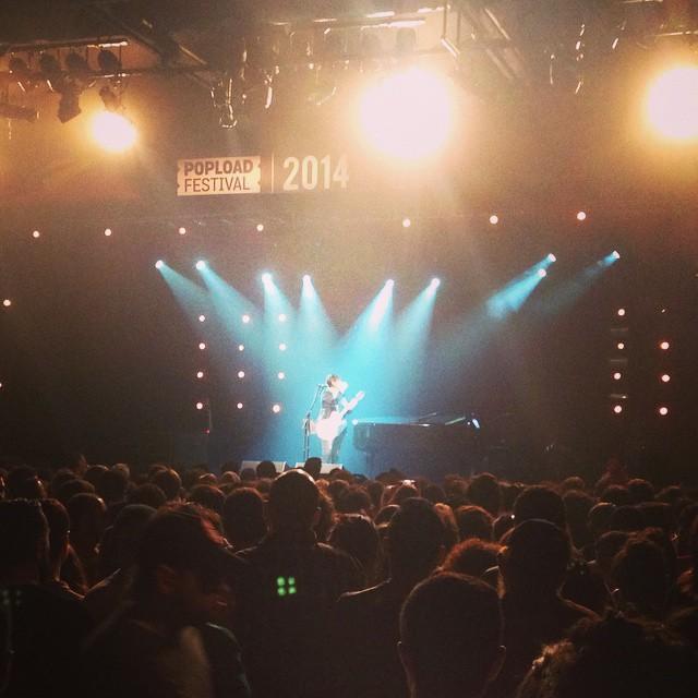 11/28/14 - São Paulo, Brasil, Audio Club, ''Popload Festival'' 4511