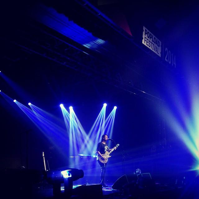 11/29/14 - São Paulo, Brasil, Audio Club, ''Popload Festival'' 4512