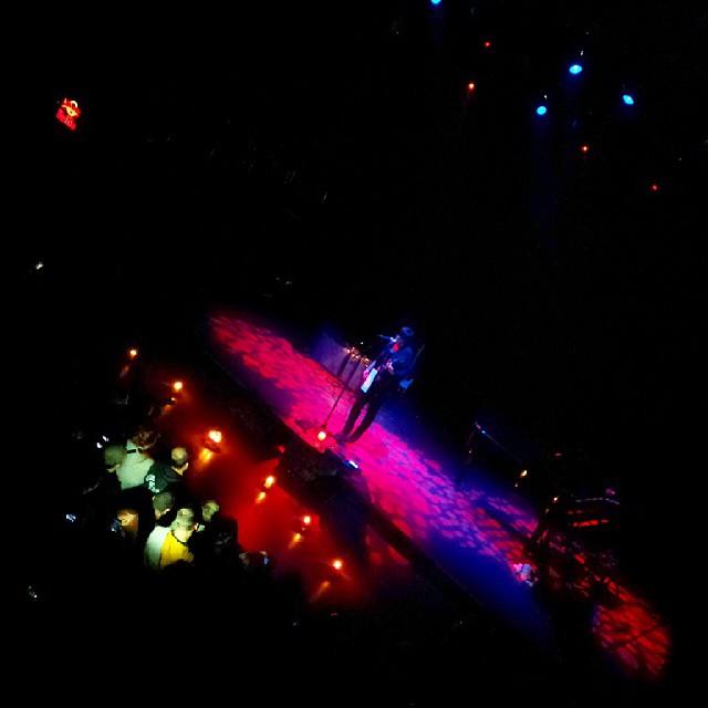 11/21/14 - Athens, Greece, Fuzz Live Music Club 5-10