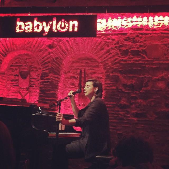 11/23/14 - Istanbul, Turkey, Babylon 515