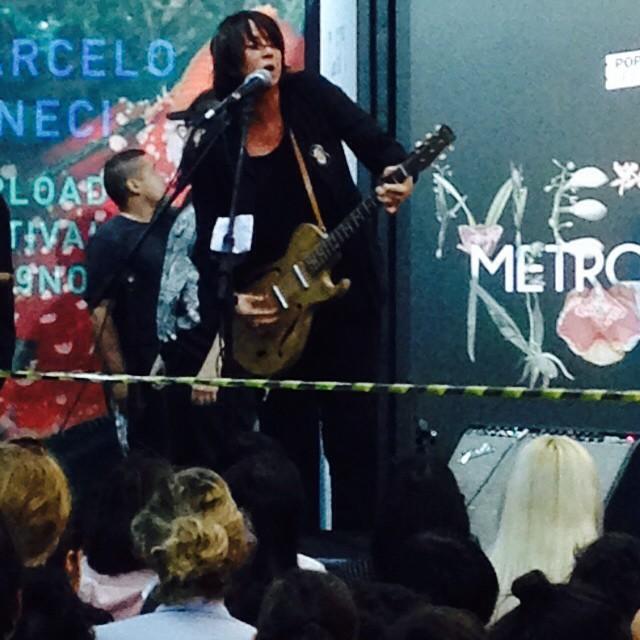 11/27/14 - São Paulo, Brasil, Estação Paraíso do Metro 5911