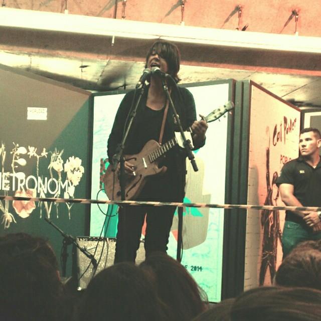 11/27/14 - São Paulo, Brasil, Estação Paraíso do Metro 6310