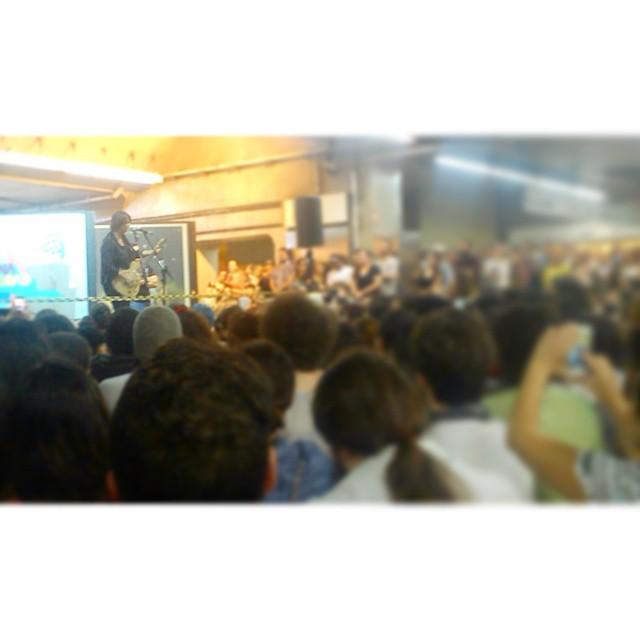 11/27/14 - São Paulo, Brasil, Estação Paraíso do Metro 7510