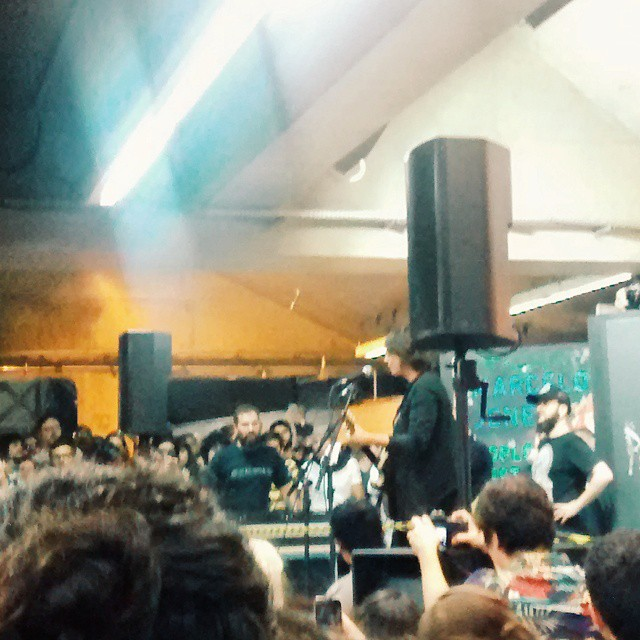 11/27/14 - São Paulo, Brasil, Estação Paraíso do Metro 7710