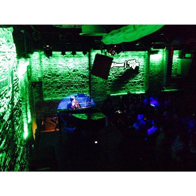 11/23/14 - Istanbul, Turkey, Babylon 916