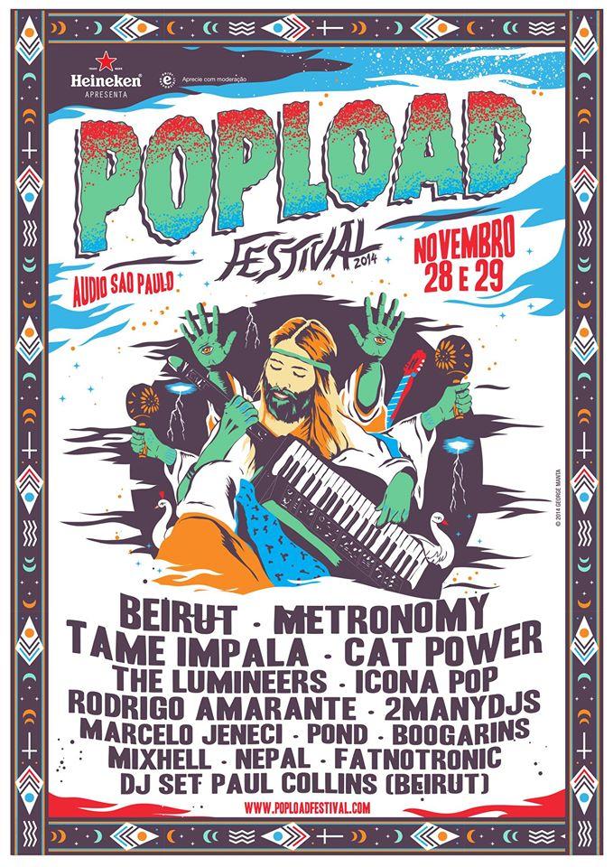 11/29/14 - São Paulo, Brasil, Audio Club, ''Popload Festival'' Poploa11