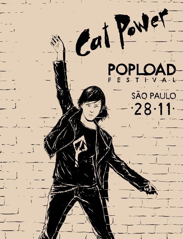 11/29/14 - São Paulo, Brasil, Audio Club, ''Popload Festival'' Tumblr11