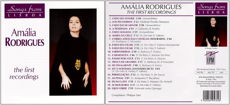 [Musiques du monde] Playlist Amalia10